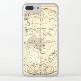 Proctor - The Transit of Venus, 1874 Clear iPhone Case