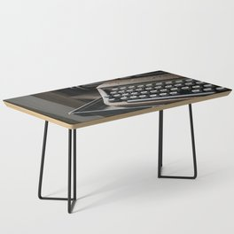 Typewriter Coffee Table