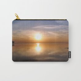 Lakeside Sunset Carry-All Pouch