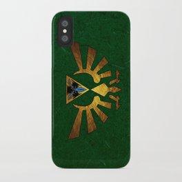 Tri Force of Zelda iPhone Case