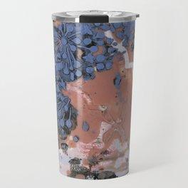 Wax Flowers 3 Travel Mug