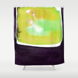 Introspection 2C by Kathy Morton Stanion Shower Curtain