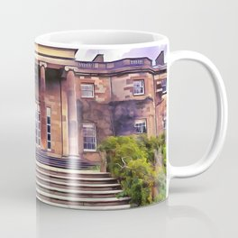 Hillsborough Castle, Northern Ireland. (Painting) Coffee Mug