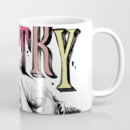 Poetry - Typo Love pt.2 Coffee Mug