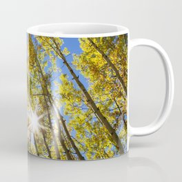 Fall Leaves in Colorado Coffee Mug