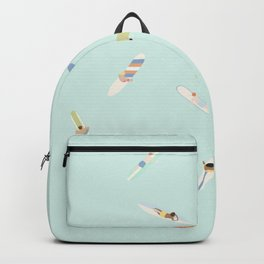 Surfs Up Gentlemen Backpack