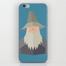 Gandalf iPhone & iPod Skin