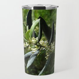 The Olive Blooms in May Travel Mug