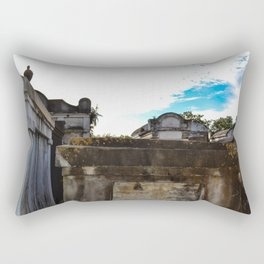 Bury Me Above Ground Rectangular Pillow