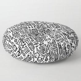 Barmecide Floor Pillow