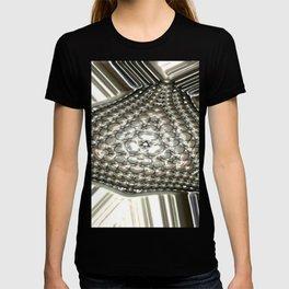 Fishnet Pyramid : Aerial View T-shirt