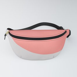 Geometric Form No.8 Fanny Pack