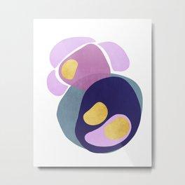 Modern minimal forms 30 Metal Print