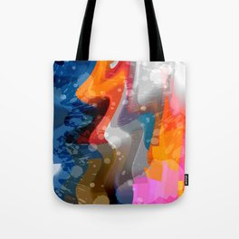 Extrusion IV Tote Bag