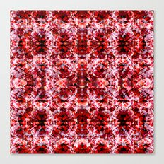 Spring exploit floral pattern Canvas Print