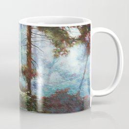 The Forrest Through the Trees Coffee Mug