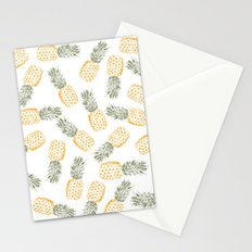 Pineapple Party Stationery Cards