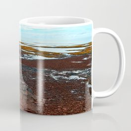 Point Prim Tidal Shelf and Coastline Coffee Mug