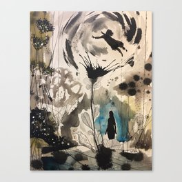 Womanhood Canvas Print