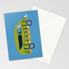 Death Race 2000 Alligator Van Stationery Cards