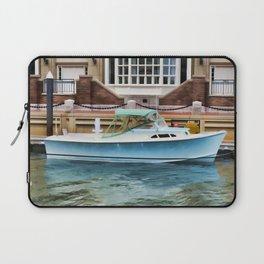 Motorboat Laptop Sleeve