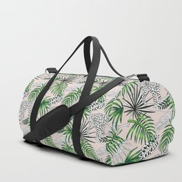leopard marker graphic pattern Duffle Bag