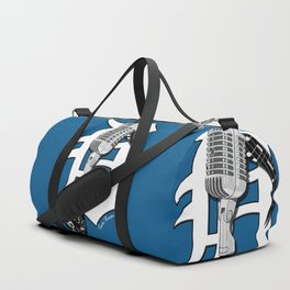 Detroit Music Blues Duffle Bag