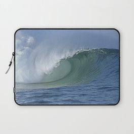 "Ocean Waves ""TAHITIAN BUTTER""  Laptop Sleeve"