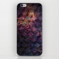 Heroine pattern iPhone & iPod Skin