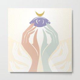Eye in the Sky 1 Metal Print