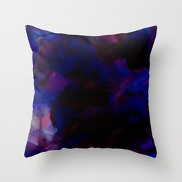 Under The Brine Throw Pillow