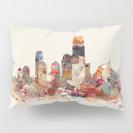 jersey city new jersey Pillow Sham