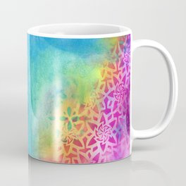 Between the pink and the blue Coffee Mug