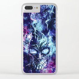 Donnie Darko Clear iPhone Case