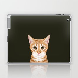 Chase - Cute Cat gifts for pet lovers cat lady gifts and perfect gifts for cat person and cute tabby Laptop & iPad Skin