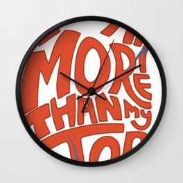 Job =/= Self Wall Clock