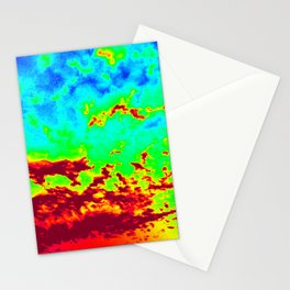 Thermal art 193 Stationery Cards