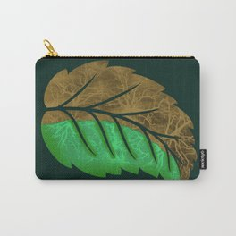 Drying Leaf Carry-All Pouch