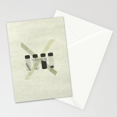 x-files Stationery Cards