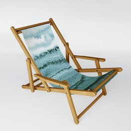 WITHIN THE TIDES - OCEAN TEAL Sling Chair