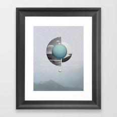 Noº3 Framed Art Print