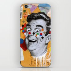 Mail Me Art iPhone & iPod Skin