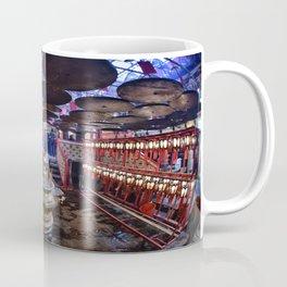 The Oriental Boudhist Temple Coffee Mug