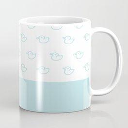 Ducklings Mint Coffee Mug