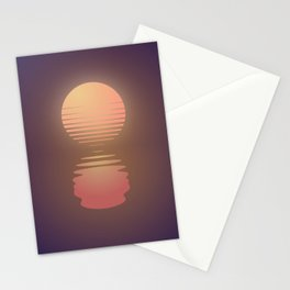 The Suns of Time Stationery Cards