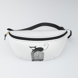 Cages Fanny Pack