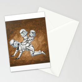 Stormtrooper Horsey Ride Stationery Cards