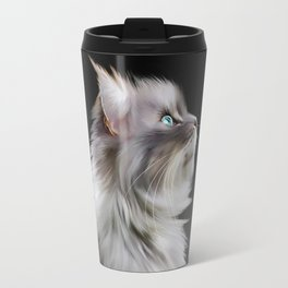 Maine Coon Travel Mug