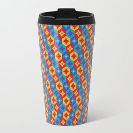 Pattern 0007 Travel Mug