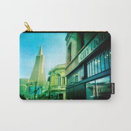 Skylines of San Francisco Carry-All Pouch